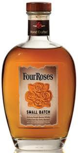 Four Roses Bourbon Small Batch 750ml